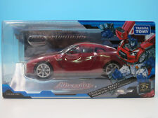 [FROM JAPAN]Transformers Alternity NissanGT-R/Convoy Vibrant Red Takara Tomy