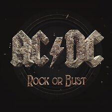 AC/DC, Rock o Busto, Nuevo/Menta Original UK 7 in (approx. 17.78 cm) Vinilo Single