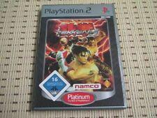 Tekken 5 für Playstation 2 PS2 PS 2 *OVP* P