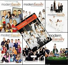 Modern Family Season One - Six 1- 7 DVD Bundle1 2 3 4 5 6 7 DvD DvDs