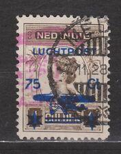 Nederlands Indie Indonesie 4 CANCEL MEDAN Netherlands Indies luchtpost airmail
