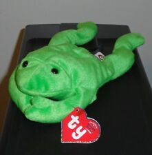 Ty Beanie Baby ~ LEGS the Frog (BBOC Exclusive) MWMT
