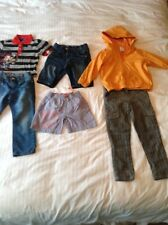 Boys Clothes Bundles - 7 items. Aged 2. Includes Izod Winter Coat.