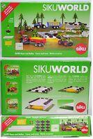 Siku Farmer 5698 Plane und Reifen für SIKU WORLD 1:50