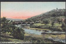 Herefordshire Postcard - River Wye, Kerne Bridge   RT740