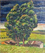 John Garling Oil/Canvas Johannesburg South Africa Artist