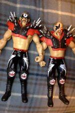 WWE Jakks Classic Superstars figure Legion of Doom Hawk Animal LOD 1/3000 Mattel