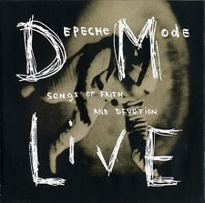 Depeche Mode CD Songs Of Faith And Devotion (Live) - France (M/M)