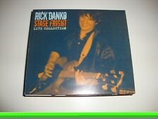 RICK DANKO - Stage Fright : Live Collection 4 x CD Set 4CD  RICK164