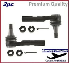 Premium Front Outer Tie Rod End SET For 03-05 Lincoln Aviator ES80810