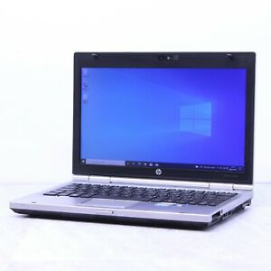 HP ProBook 2560p Windows 10 Laptop Intel Core i5 3rd Gen 2.9GHz 4GB 120GB SSD