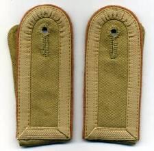 spalline Luftwaffe AFRIKA comunicazioni Signals Schulterklappen shoulder straps