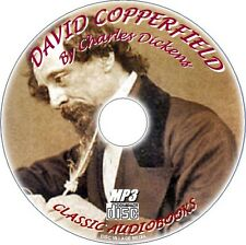 DAVID COPPERFIELD Charles Dickens Classic Audiobook MP3 CD NEW UNABRIDGED NOVEL