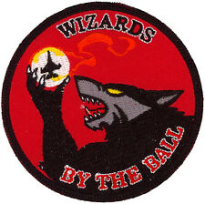 USAF 8th OPERATIONS SUPPORT SQUADRON WIZARDS PATCH