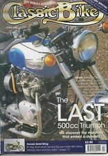 CB Apr 01 TWN Puch Split single Gold Wing Enfield MV Ducati 851 BSA Bantam