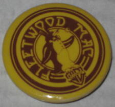 "Original Approx 1.25"" Fleetwood Mac Tour Pin"