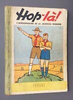 Reliure Hop-là 2e année n°27 à 52. État usagé