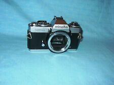 MINOLTA   XD-5  Analoge Klein Bild  Kamera