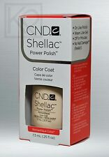 CND Shellac Soak-Off Gel Color Polish Romantique - 7.3 mL / 0.25 oz - 40504