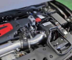 HKS Dry Carbon Full Cold Air Box for 2017+ Honda Civic Type-R Fk8 K20C