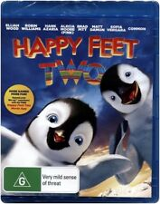 """HAPPY FEET TWO"" Blu-ray - Region [B] NEW"