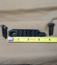 "Bipod Accessory Picatinny Rail 2.5"" PRS Atlas, F-class Remington 700 sling stud"