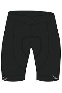 Maloja Girl Cycling Shorts Biker Pants Basileag. Chamois Bike Shorts Black