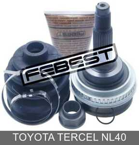 Outer Cv Joint 23X56X26 For Toyota Tercel Nl40 (1990-1994)