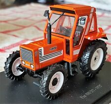 UNIVERSAL HOBBIES HACHETTE TRACTEUR TRACTOR FIAT 880 DT 1975 1:43 BLISTER NEUF