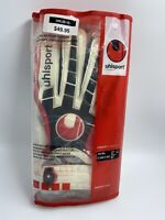 uhlsport goalkeeper gloves - size 10 - NEW! - Made In Germany