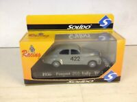Solido Racing Peugeot 203 Rally. 1936 - 1954. 1:43. Die Cast