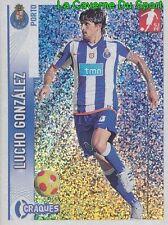 330 LUCHO GONZALEZ ARGENTINA FC.PORTO MARSEILLE OM STICKER FUTEBOL 2009 PANINI