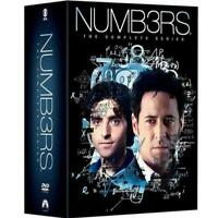 Numbers: The Complete Series [New DVD] Boxed Set New priority ships Free