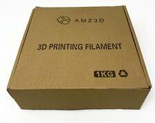 Impresora 3D 1.75mm Negro PLA Filamento - 1kg Carrete 2.2 libras-precisión dimensional