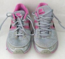 Nike Air Pegasus 29 Gray/Pink Running Shoes 524981-008 Women's size 7.5 #S176
