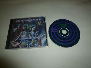 CATHEDRAL-CARNIVAL BIZARRE,1995 CD/CARCASS/NAPALM DEATH