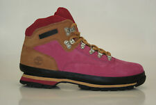 Timberland Euro Hiker Boots Size 42 US 8,5M Men Hiking Lace Up