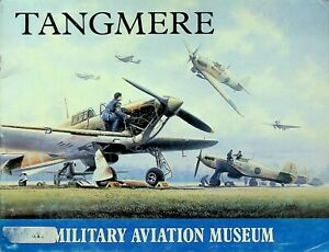 RAF TANGMERE: AVIATION MUSEUM BROCHURE/ 28 PAGES OF PHOTOS & TEXT