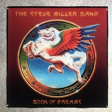STEVE MILLER Book Of Dreams Coaster Custom Ceramic Tile