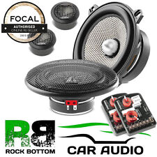 "Focal 130A1 ACCESS A1 5.25"" 13cm 100 Watts Component Car Stereo Speakers Pair"