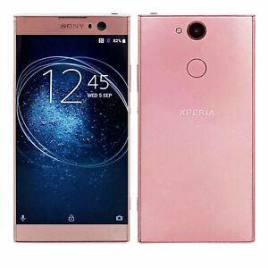 Sony Xperia XA2 Android Google Cellular Camera Mobile Phone Pink 32GB Unlocked