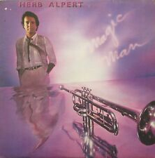 Herb Alpert - Magic Man (A&M-Records Vinyl-LP Schallplatte Holland 1981)