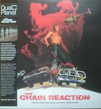 Andrew Thomas Wilson - Chain Reaction OST LP Dual Planet