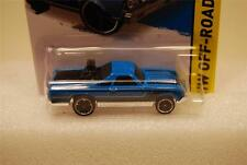 Hot Wheels 2015 '68 El Camino #122/250