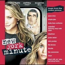 (1B2) New York Minute MOVIE Soundtrack CD OLSEN TWINS free shipping