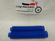 Kit soffietti forcella bellows fork oil moto std blu blue d.38-40mm ARI 9943BL