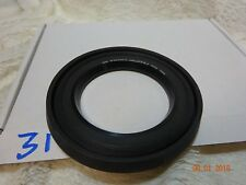 Hoya 72mm Collapsible Rubber Lens Hood conditon excellent