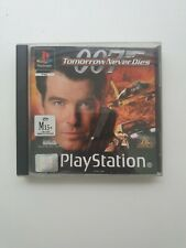 007: Tomorrow Never Dies PS1 Sony Playstation 1 One