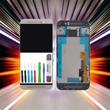 Komplett Display für HTC One M9 LCD+Touschscreen+Rahmen+Werkzeugset Silver Gold