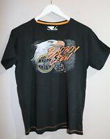 BAD BOY Brand Men's Eagle Printed T Shirt Size S #AN02